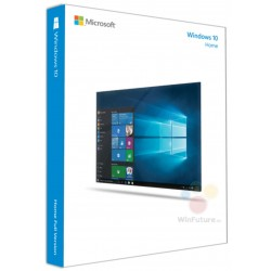 MICROSOFT WINDOWS 10 HOME -1 PACK- 64BIT DVD OEM