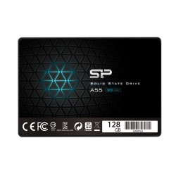 SILICON POWER SSD A55 128GB SLC CACHE 7MM SLIM