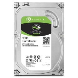SEAGATE HDD BARRACUDA 2TB 3,5 7200RPM SATA3 64MB CACHE